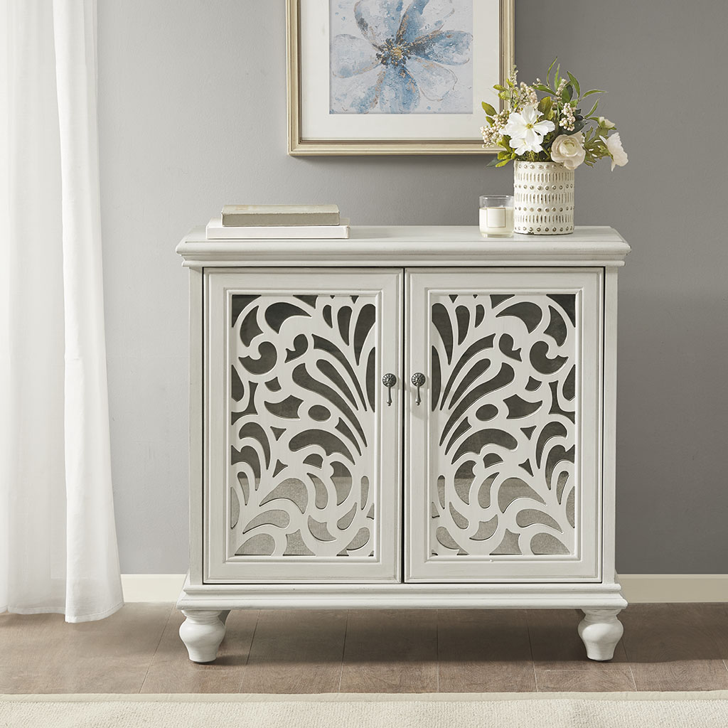 Material Details:   Frame Material: factory wood;  Leg Material: solid wood;  Wood Finish: Antique Cream