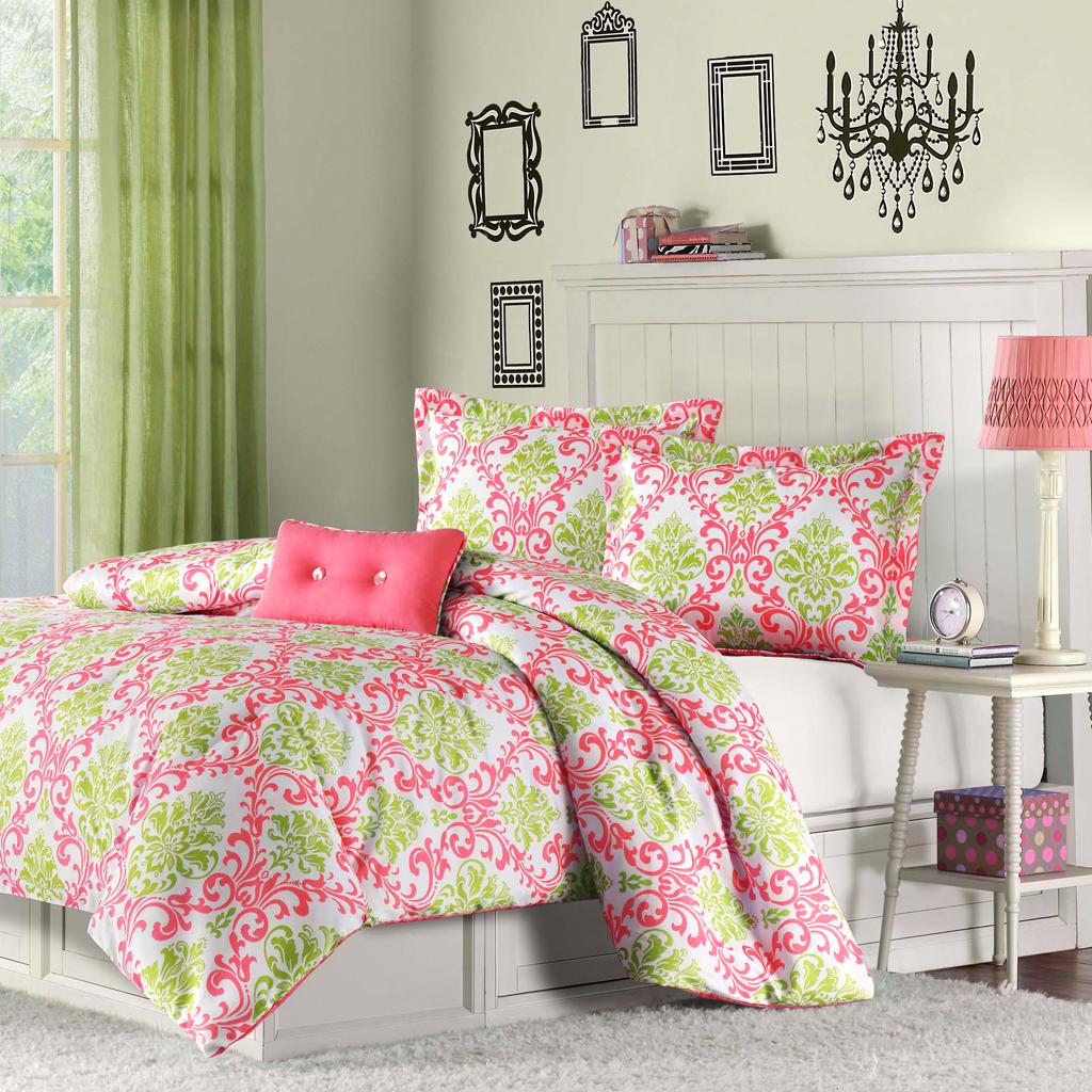 Mi Zone - Katelyn Comforter Set - Multi - Twin/Twin XL