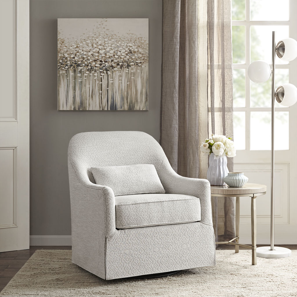 Madison Park - Theo Swivel Glider Chair - TBD - See below
