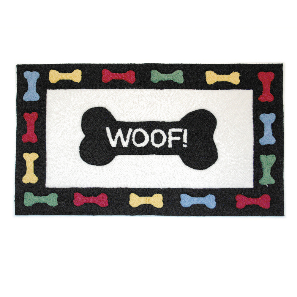 Soft Touch - Hooked Pet Rug Hooked Pet Rug - Multi - See below