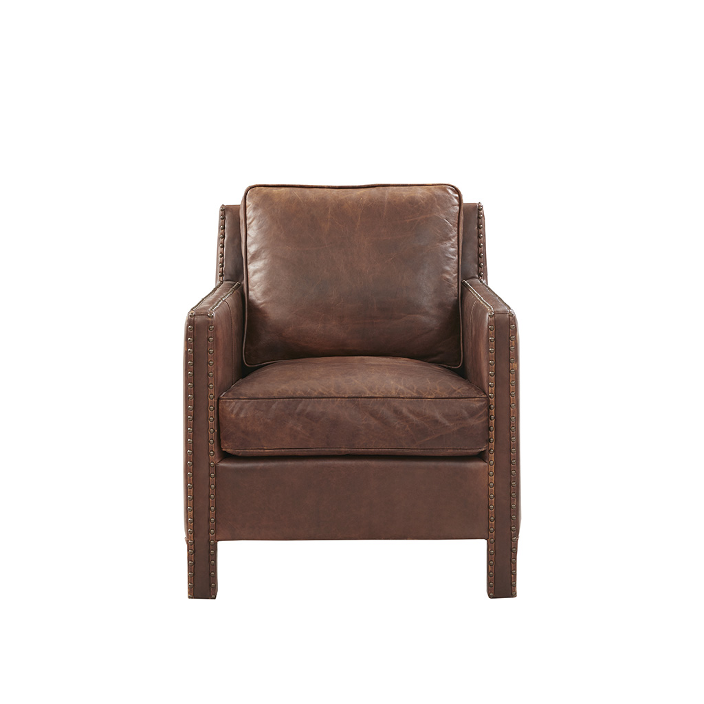 Harbor House - Dallas Accent Chair - Berkshire - Tan - See below