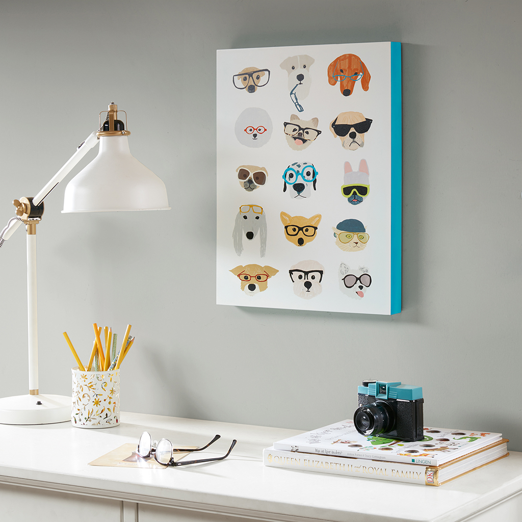Intelligent Design - Hip Dog Printed MDF Box - Multi - See below