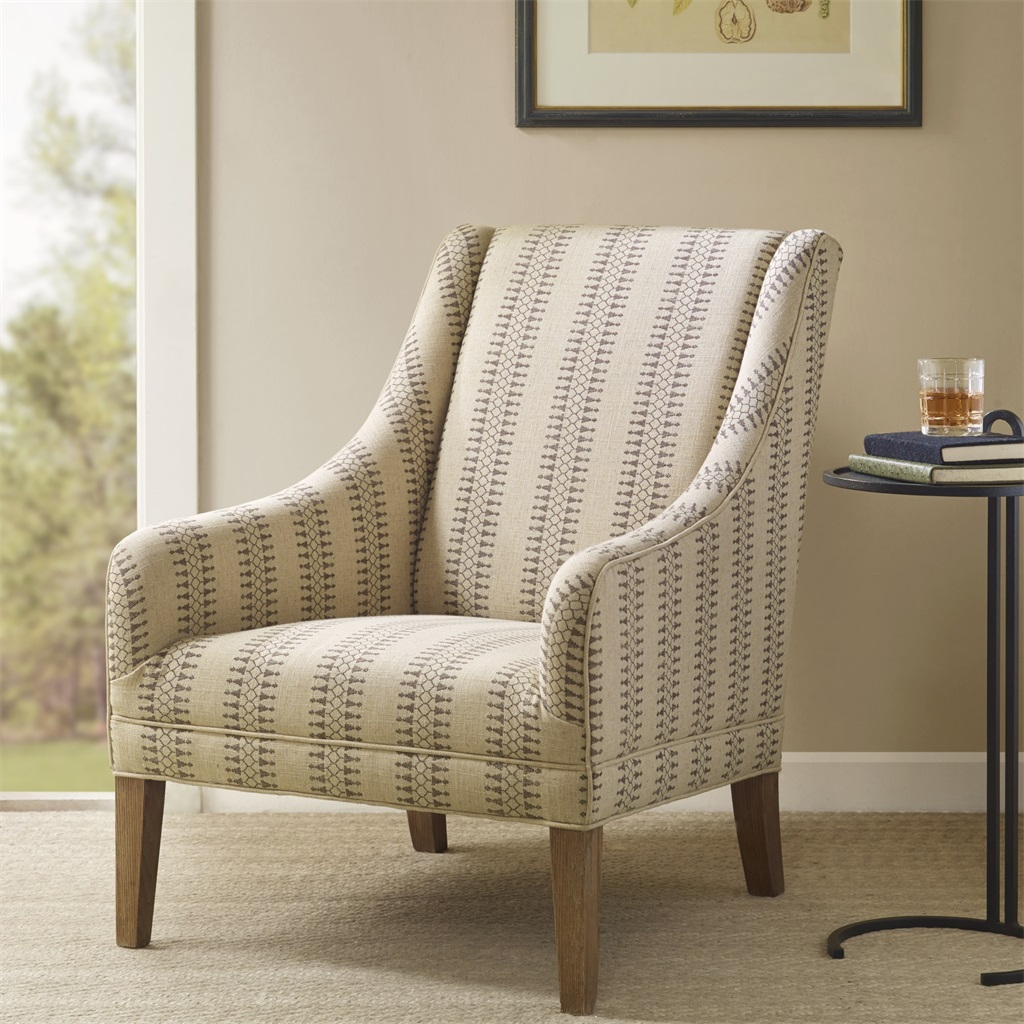 Harbor House - Norse Accent Chair - Natural - See below